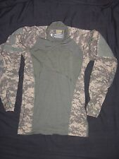 MASSIF GEAR SHIRT COMBAT EXTRA SMALL MADE USA MILITARY ISSUE ACU DIGITAL CAMO XS