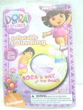 Dora the Explorer Girl's Inflatable Swim Ring  20 in.