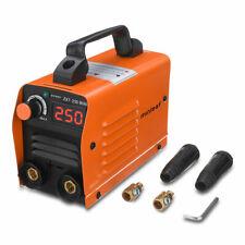 110v Zx7 Electric Welding Machine Portable Mma Arc Dc Inverter Plastic Welder