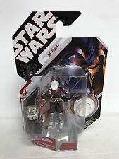 Galactic Marine (Foreign Card) Star Wars 30th anniversary Action Figure w/ Coin