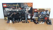 Lego Lord of the Rings Battle at the Black Gate 79007 + 79001 Set 100% Complete