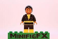 Lego BLACK ADAM Custom Printed Minifig DC Shazam Superhero Villain Teth-Adam