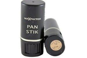 Max Factor Pan Stik Foundation great coverage Free Postage