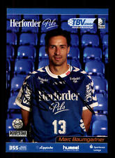 Marc Baumgartner Autogrammkarte TBV Lemgo 2004-05 Original Signiert+A 138664
