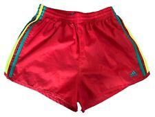 vintage adidas 2000er Running Sport Hose Shorts Sporthose Gr. S VS7