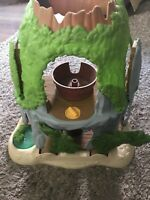 Jake and the Neverland Pirates Magical Tiki Hideout Playset -not Complete