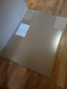 Office Chair Mat for Carpeted Floors - Heavy Duty- 48x36, 2 Pieces