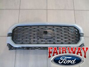21 thru 22 F-150 OEM Ford Mesh with Paintable Primered Surround Grill Grille