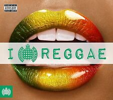I LOVE REGGAE - MINISTRY OF SOUND 3 CD ALBUM SET - NEW RELEASE JUNE 2017