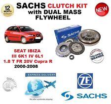 für Seat Ibiza 1.8 T FR 20V Cupra R SACHS Kupplungssatz 2000-2008 mit Schwungrad