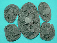 28mm Ancient Greek Light Infantry casualties unpainted.