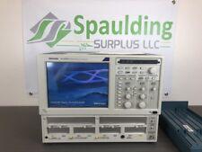 Tektronix Dsa8300 Digital Serial Analyzer Sampling Oscilloscope Calibrated