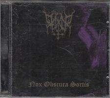 REXOR - nox obscura sortis CD