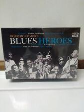 Mojo! Mojo! Mojo! Blues Heroes 10 CD Box