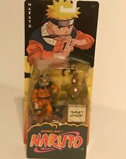 RARE New SEALED NARUTO Shonen Jump Target Attack! Action Figure 2007