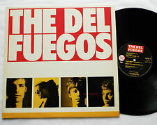 The DEL FUEGOS The longest day UK Orig LP ROUGH TRADE Rough 79(1984) Indie rock
