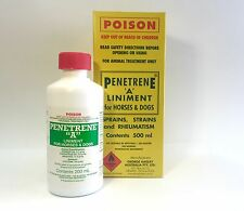 Penetrene A Liniment for Horses and Dogs