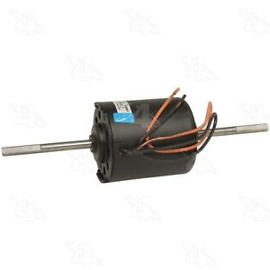 NEW For Chevrolet GMC Rear HVAC Blower Motor Without Wheel With AC Four Seasons