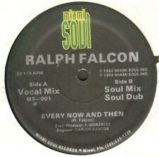 Ralph Falcon – Chaque Now And The - Miami Soul – MS-001 - Usa 1992