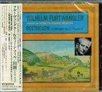 Beethoven Symphony No.6 'Pastoral' Wilhelm Furtwangler VPO CD w/OBI NEW/SEALED