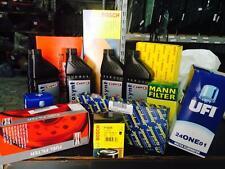 Kit tagliando filtri+olio motore + cand. FIAT PUNTO 55 60 LANCIA Y SEICENTO FIRE