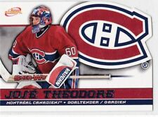 MINT! 2003-04 PACIFIC McDONALDS NO. 29 JOSE THEODORE MONTREAL CANADIENS
