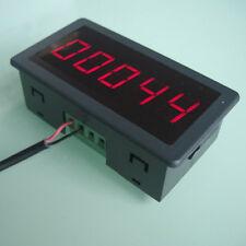 "0.56"" LED Digital Display Punch Counter Electronic Counter DC 12V-24V 0-99999"