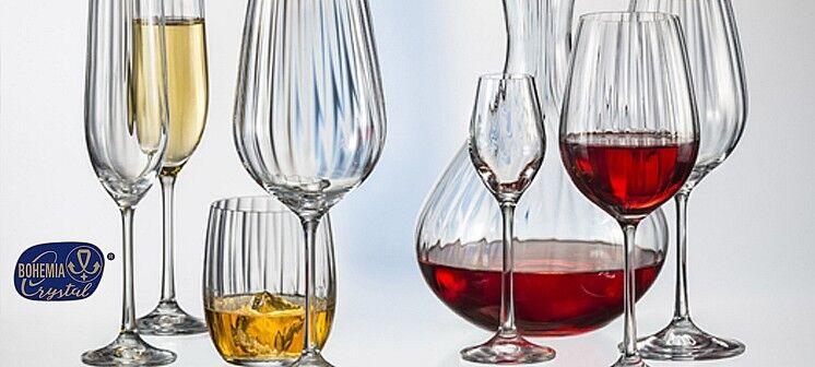 Glassware-Bohemia