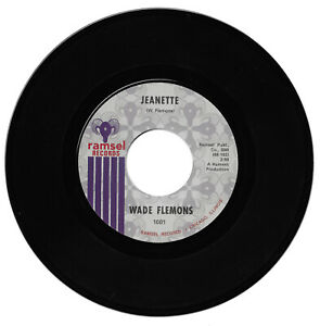 Wade Flemons Jeanette / What A Price To Pay Northern Soul Reissue Listen
