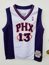 Mens Mitchell and Ness Phoenix Suns NBA basketball jersey Steve Nash #13 sz S.
