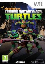 TMNT: Teenage Mutant Ninja Turtles (Nintendo Wii, 2003)