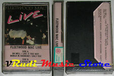 MC FLEETWOOD MAC Live SIGILLATA BRMC 16 no cd lp dvd
