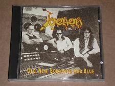 VENOM - OLD, NEW, BORROWED AND BLUE - CD