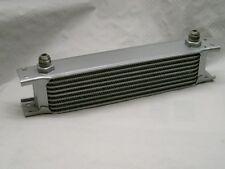 Burstflow Universal Ölkühler 7 Reihen Öl Kühler passend für Mercedes Fiat AN10