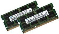 2x 4GB 8GB DDR3 1333 Mhz RAM Lenovo ThinkPad T420 T420i Markenspeicher Samsung