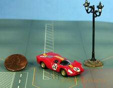Kyosho 1:100 Super Mini Ferrari 330 P4 Racing Collection Diecast Car Model A254