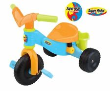3-Wheel Ride On Tricycle Bike Children Toddler Kids Trike Toy for 3-6 Years Old