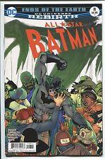 ALL-STAR BATMAN #8 - ALL THREE COVER SET - CAMUNCOLI ART - DC COMICS /2017