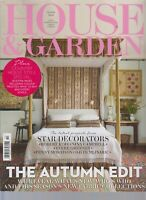 House & Garden October 2018 The Autumn Edit