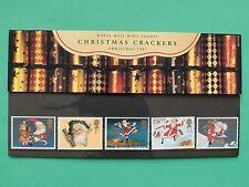 1997 Royal Mail Christmas Crackers Presentation Pack 282 SNo45950