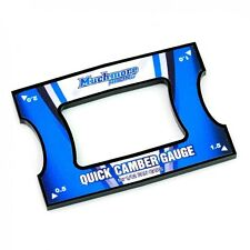 Much-More Quick Camber Gauge <0.5 to 2.0 Angle 0.5step> for 1/12 Pancar Mr-Cgs4