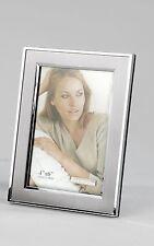Moderne Cadre Photo Cadre photo en aluminium argent mat et brillant 10x15 cm