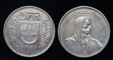SUISSE 5 Francs 1953B - Argent 0.835°/00 -15,03 gr