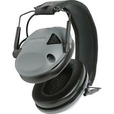 Peltor RangeGuard Electronic Hearing Protection Earmuff, NRR 21 dB, Gray
