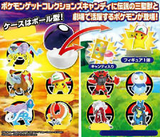 Pokemon SM Sun Moon Movie Get Collections 10 figure Complete Set Takara Tomy