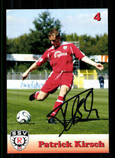 Patrick Kirsch Autogrammkarte SSV Reutlingen 2006-07 Original Signiert+A 149537