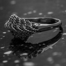 LATVIAN ethnic Sterling silver Mezotne Mezotnes RING from LATVIA