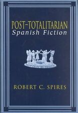 Post-Totalitarian Spanish Fiction-ExLibrary