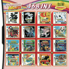 482 in1 Games Cartridge Multicart For Nintendo DS 2DS 3DS Lite NDS NDSL NDSI