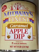 Midway's Finest Caramel Apple Dip 1-8lb Can